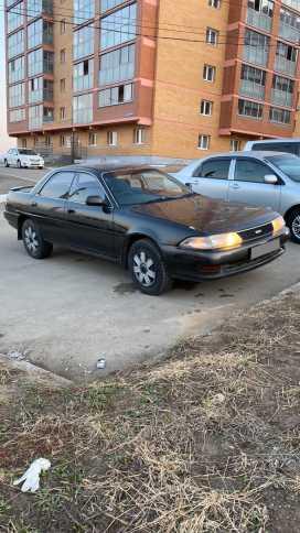 Иркутск Carina ED 1993