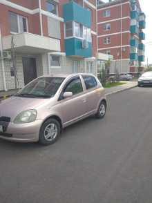 Краснодар Vitz 2000