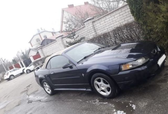 Ford Mustang, 2003 год, 500 000 руб.