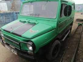 Иркутск ЛуАЗ 1982