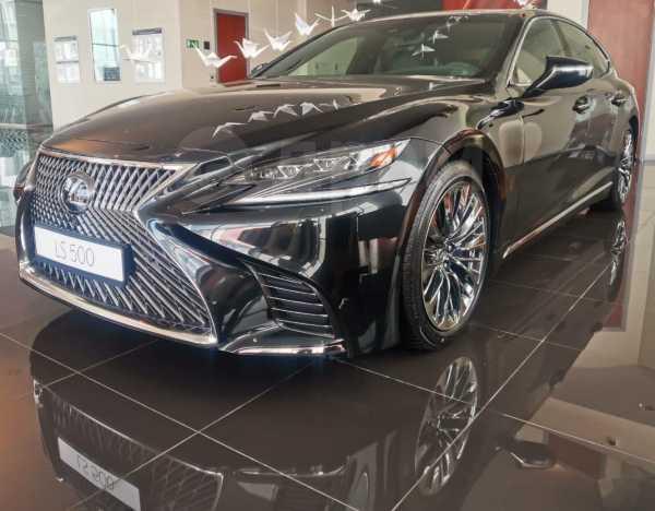Lexus LS500, 2018 год, 7 670 000 руб.