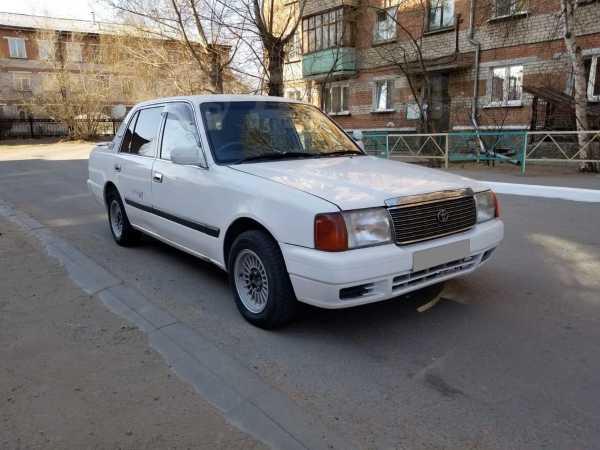 Toyota Comfort, 2001 год, 188 000 руб.