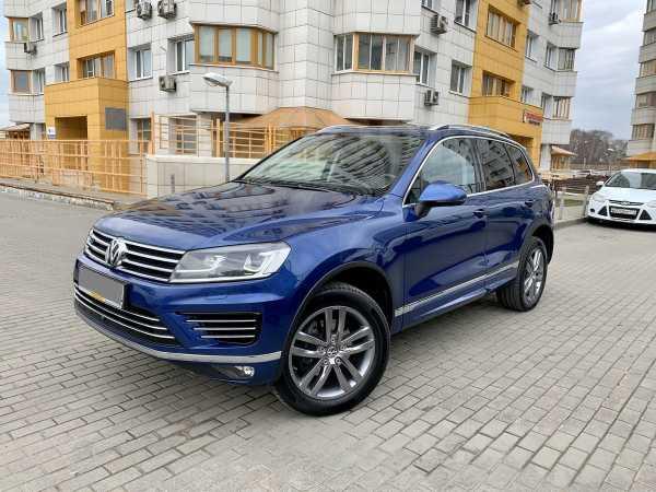 Volkswagen Touareg, 2016 год, 2 300 000 руб.