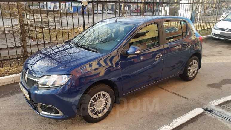 Renault Sandero, 2014 год, 415 000 руб.