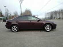 Свердловский Mazda6 2003