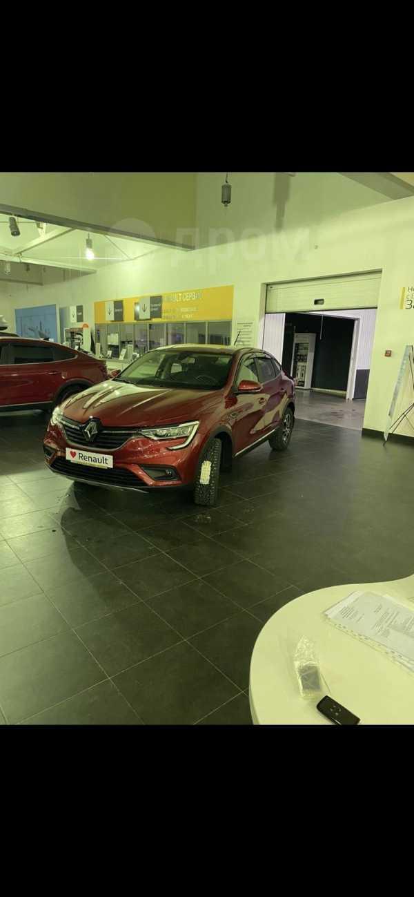 Renault Arkana, 2019 год, 1 100 000 руб.