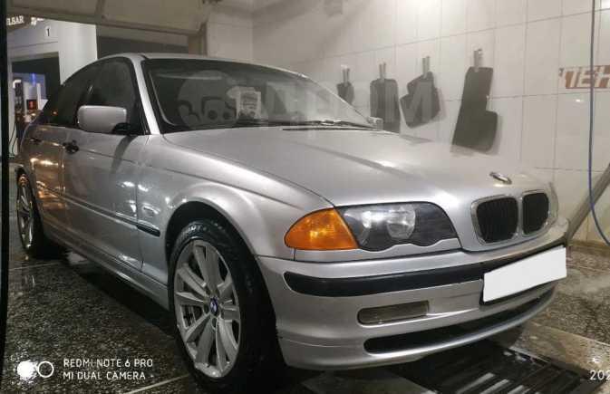 BMW 3-Series, 2000 год, 235 000 руб.