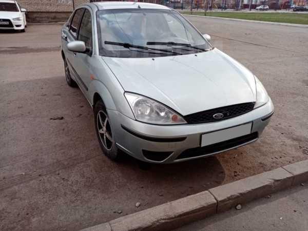 Ford Focus, 2004 год, 149 000 руб.