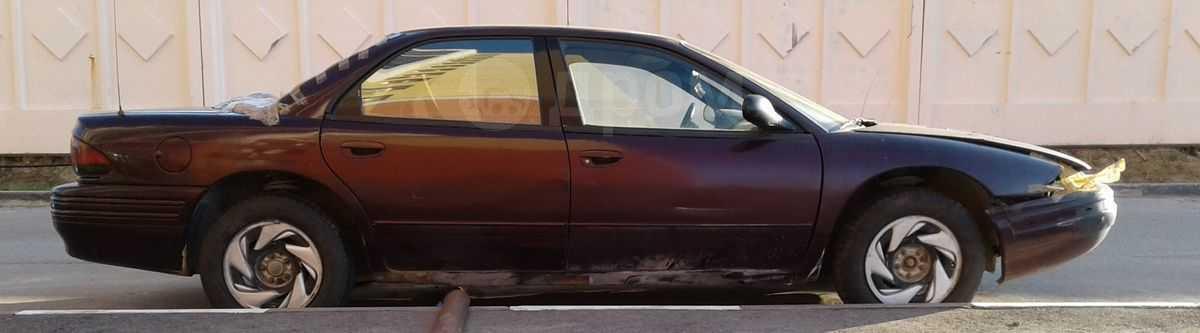 Chrysler Vision, 1992 год, 49 000 руб.