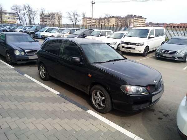 Nissan Almera, 2002 год, 165 000 руб.