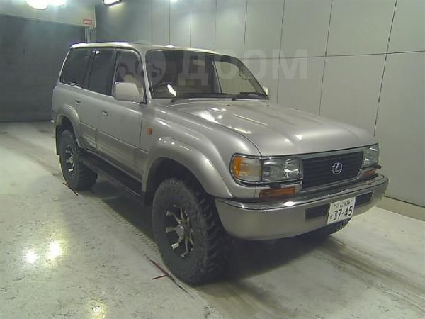 Toyota Land Cruiser, 1996 год, 824 000 руб.