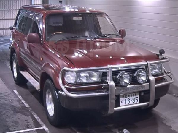 Toyota Land Cruiser, 1995 год, 645 000 руб.