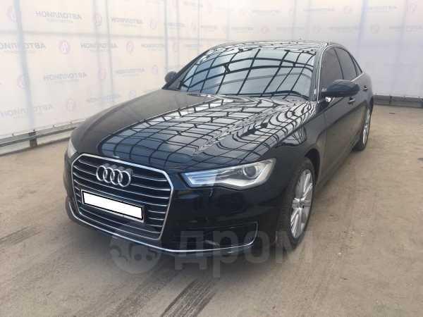 Audi A6, 2016 год, 1 250 000 руб.