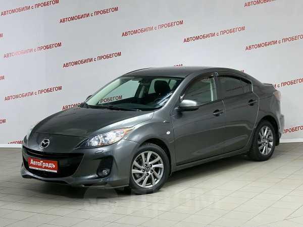 Mazda Mazda3, 2012 год, 569 000 руб.