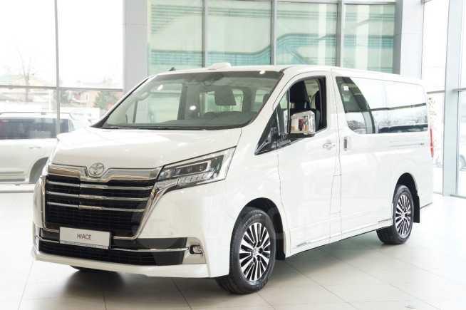 Toyota Hiace, 2020 год, 3 996 000 руб.