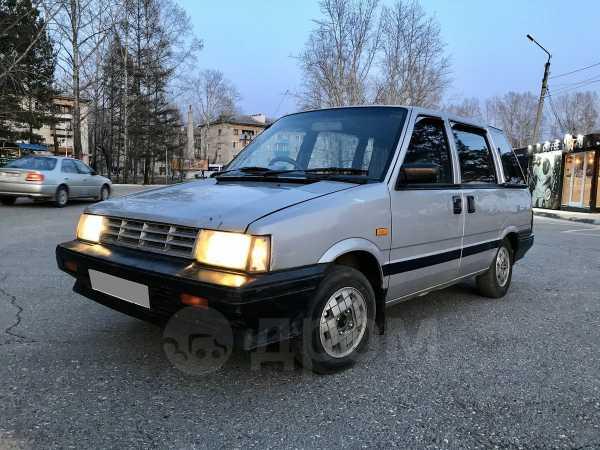 Nissan Prairie, 1988 год, 85 000 руб.
