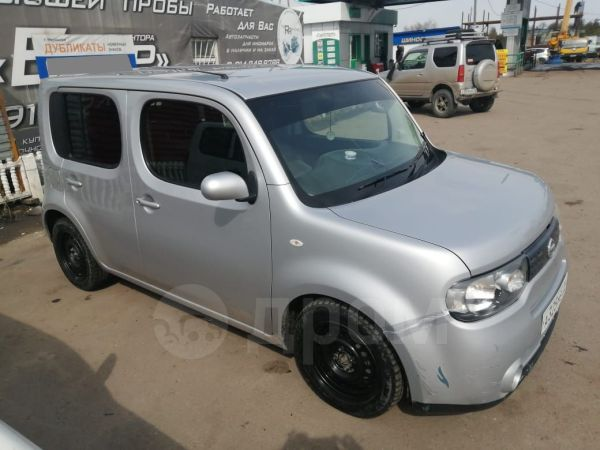 Nissan Cube, 2013 год, 270 000 руб.
