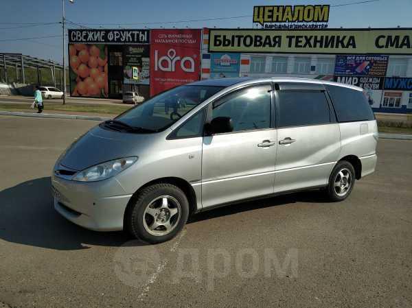 Toyota Estima, 2004 год, 550 000 руб.