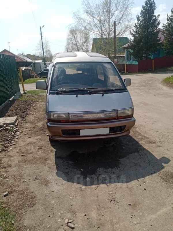 Toyota Town Ace, 1990 год, 190 000 руб.