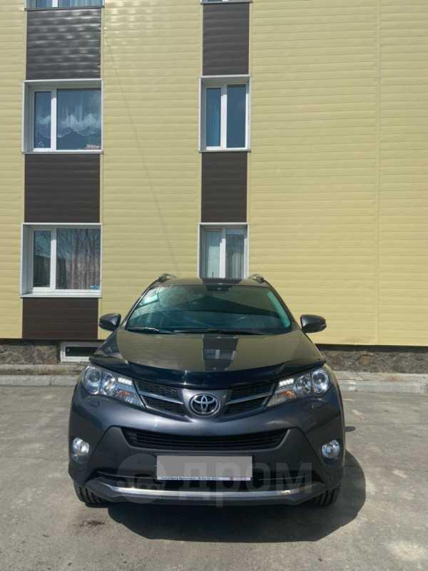 Toyota RAV4, 2014 год, 1 540 000 руб.