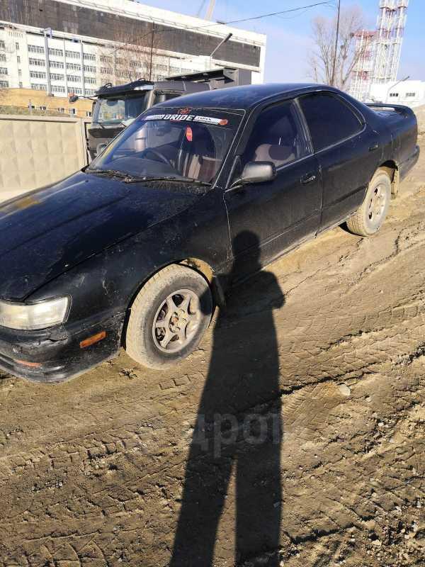 Toyota Vista, 1991 год, 85 000 руб.