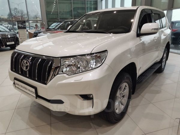 Toyota Land Cruiser Prado, 2020 год, 3 091 000 руб.