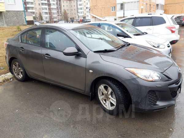 Mazda Mazda3, 2012 год, 590 000 руб.