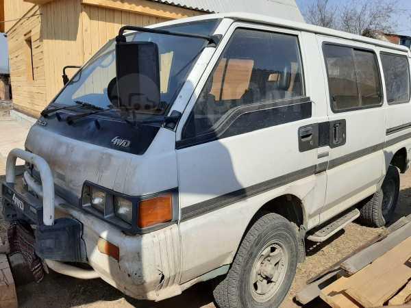 Mitsubishi Delica, 1989 год, 199 000 руб.