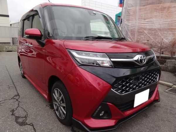 Toyota Tank, 2019 год, 511 000 руб.