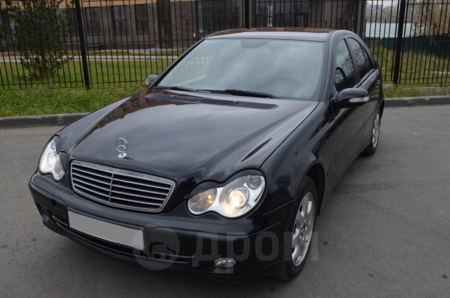 Mercedes-Benz C-Class, 2005 год, 480 000 руб.