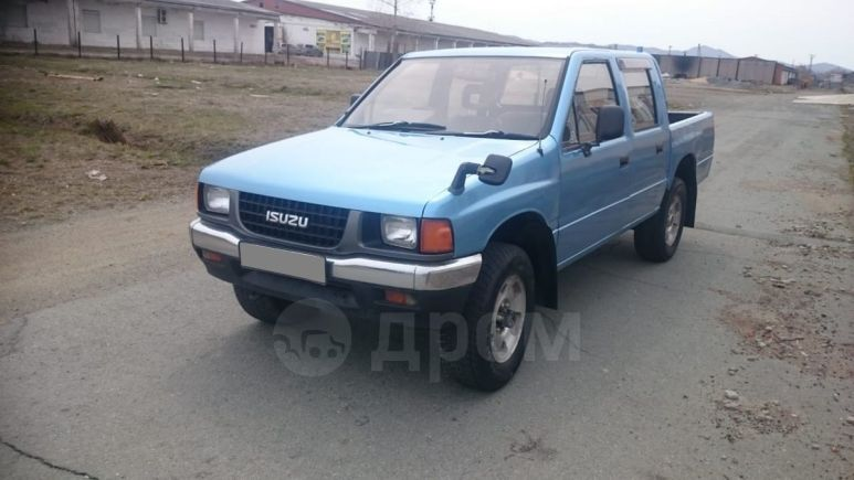 Isuzu Rodeo, 1993 год, 285 000 руб.