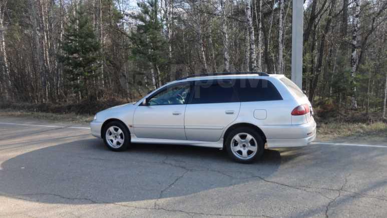 Toyota Caldina, 2001 год, 365 000 руб.