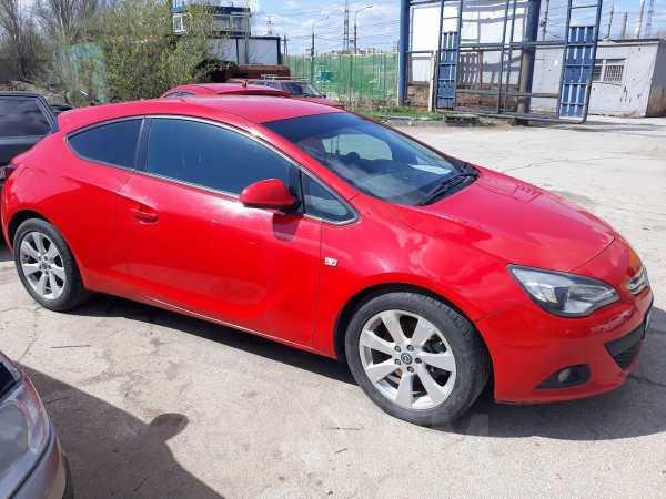 Opel Astra GTC, 2011 год, 429 000 руб.
