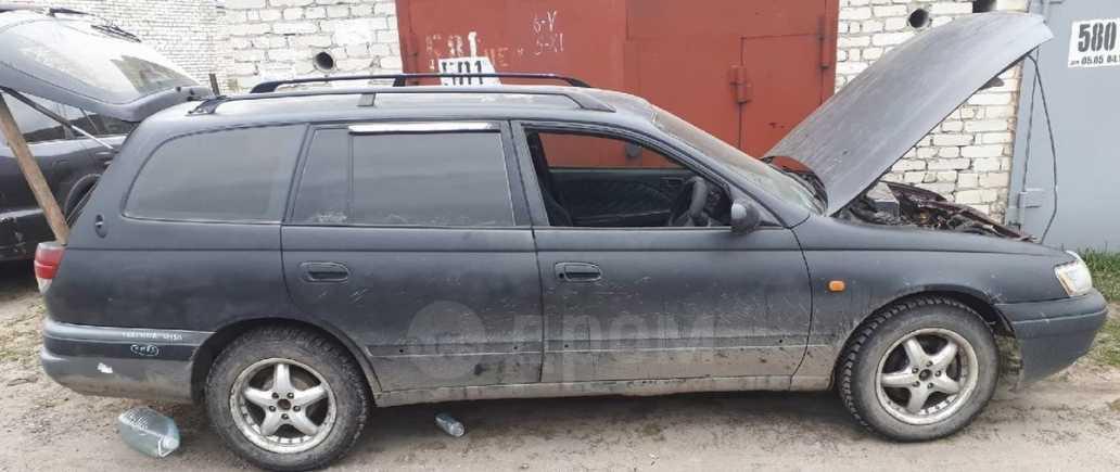 Toyota Caldina, 1997 год, 57 000 руб.