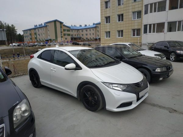 Honda Civic, 2013 год, 805 000 руб.