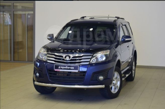 Great Wall Hover H3, 2013 год, 569 000 руб.