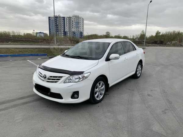Toyota Corolla, 2011 год, 745 000 руб.