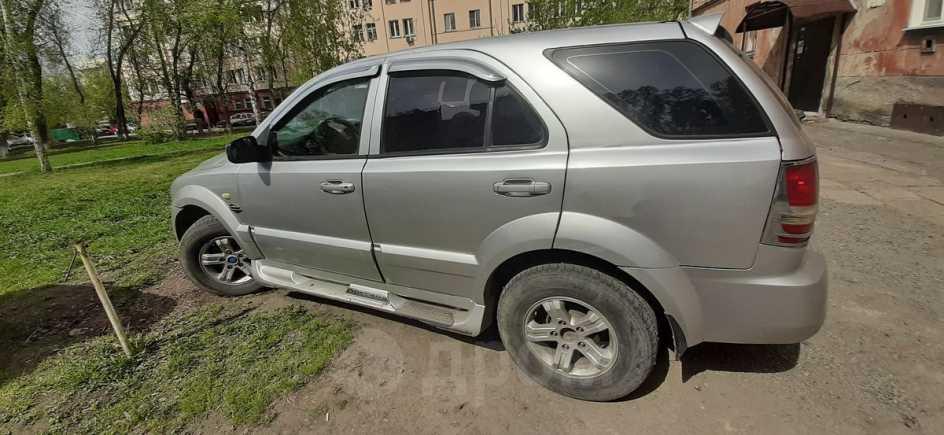 Kia Sorento, 2002 год, 230 000 руб.