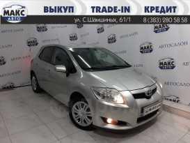 Новосибирск Toyota Auris 2008
