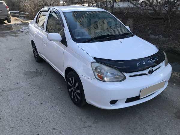 Toyota Platz, 2004 год, 280 000 руб.