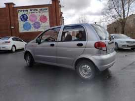 Екатеринбург Matiz 2011