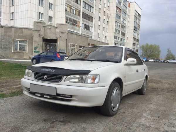 Toyota Corolla, 2000 год, 210 000 руб.