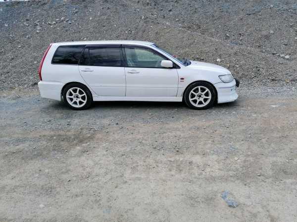 Mitsubishi Lancer Cedia, 2002 год, 155 000 руб.