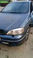 Opel Astra, 2001 год, 170 000 руб.
