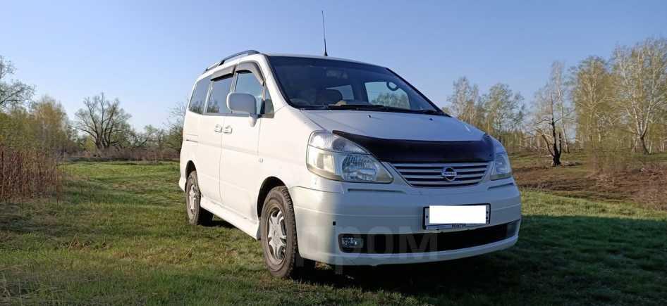 Nissan Serena, 2002 год, 460 000 руб.