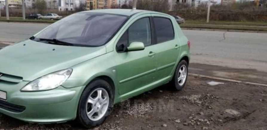 Peugeot 307, 2004 год, 177 000 руб.
