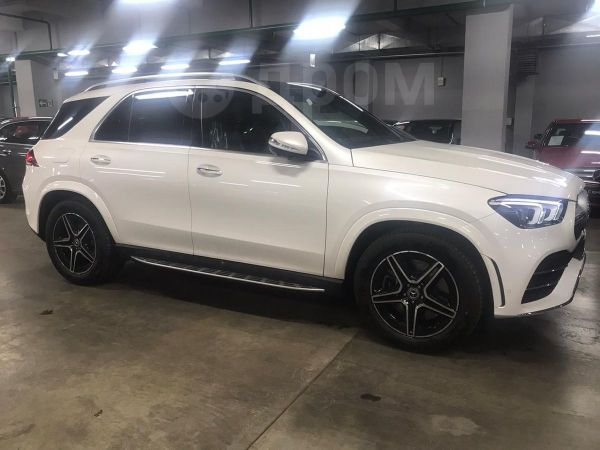 Mercedes-Benz GLE, 2020 год, 6 750 000 руб.