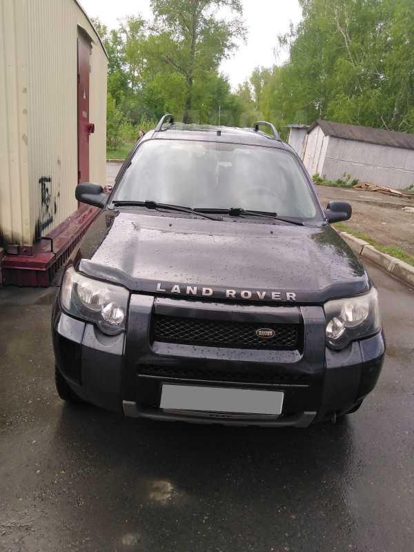 Land Rover Freelander, 2004 год, 380 000 руб.