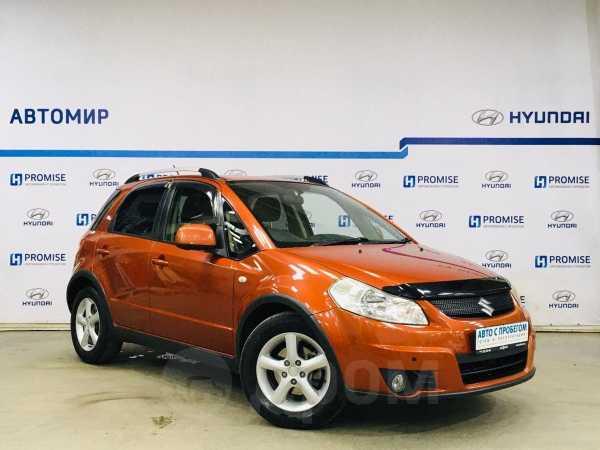 Suzuki SX4, 2006 год, 430 000 руб.