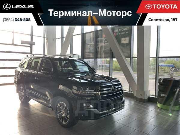 Toyota Land Cruiser, 2020 год, 6 258 000 руб.